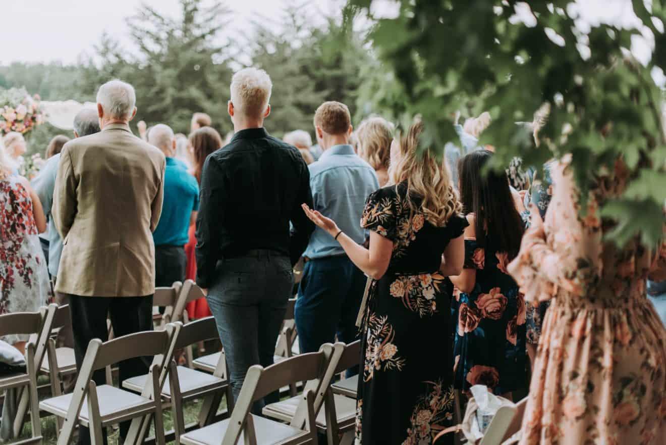 koho pozvat na svatbu