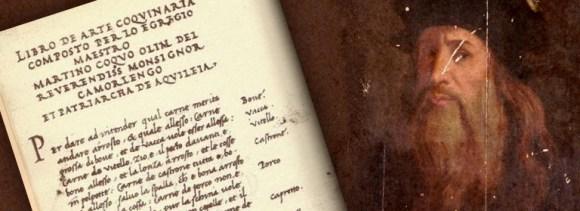 Маэстро Мартино из Комо, Книга Искусства Кулинарии