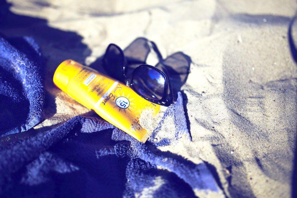Не забывайте использовать солнцезащитные средства