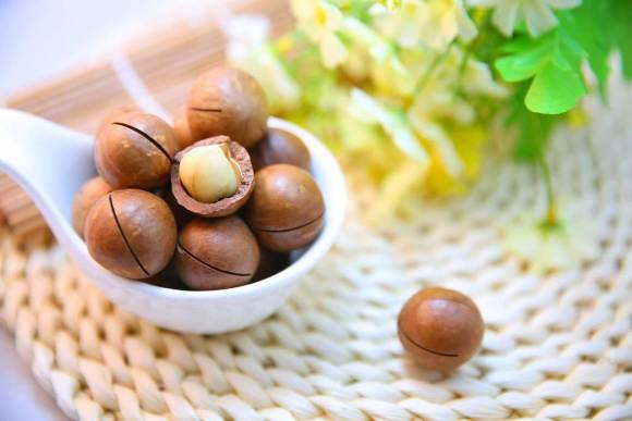 Макадамия или австралийский орех киндаль