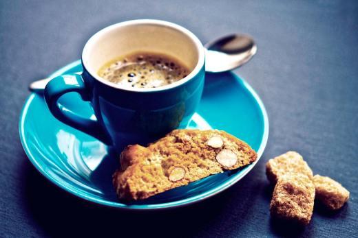 Кофе с кантуччи