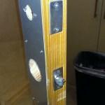 Door Filler Plate and Latch