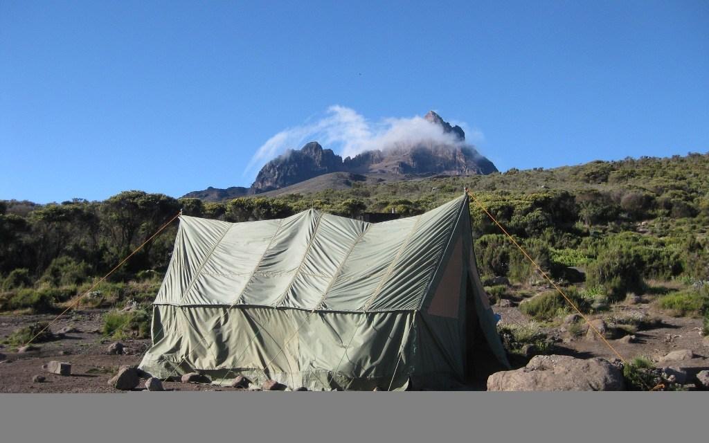 Kilimanjaro Climbing Shira Route 5 Days