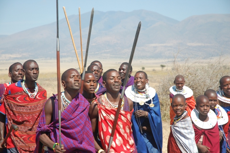 Northern Tanzania Safari and Culture 12 Days