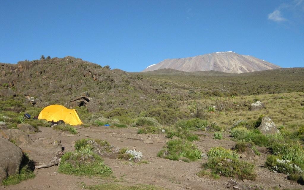Shira Climbing Route Destination
