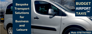 budget airport taxis information
