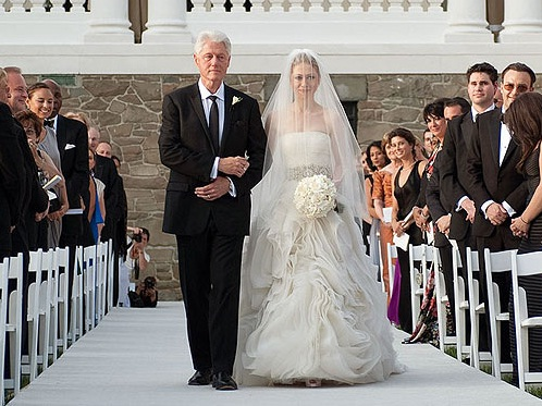 Chelsea Clinton Wedding  Inspirations from a Celebrity