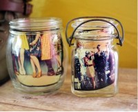 Photo in Mason Jar Centerpieces | Budget Brides Guide : A ...