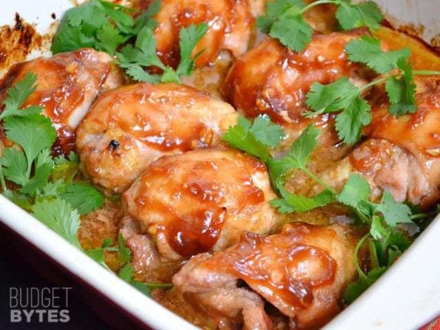 https://i0.wp.com/www.budgetbytes.com/wp-content/uploads/2013/12/Sriracha-Chicken-Thighs-angle.jpg