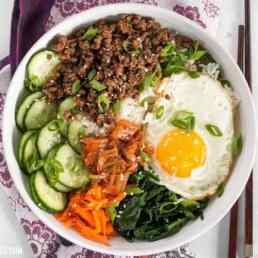 Bibimbap - The Ultimate Bowl Meal - Budget Bytes