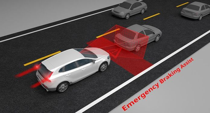 Car Safety Features: AEB