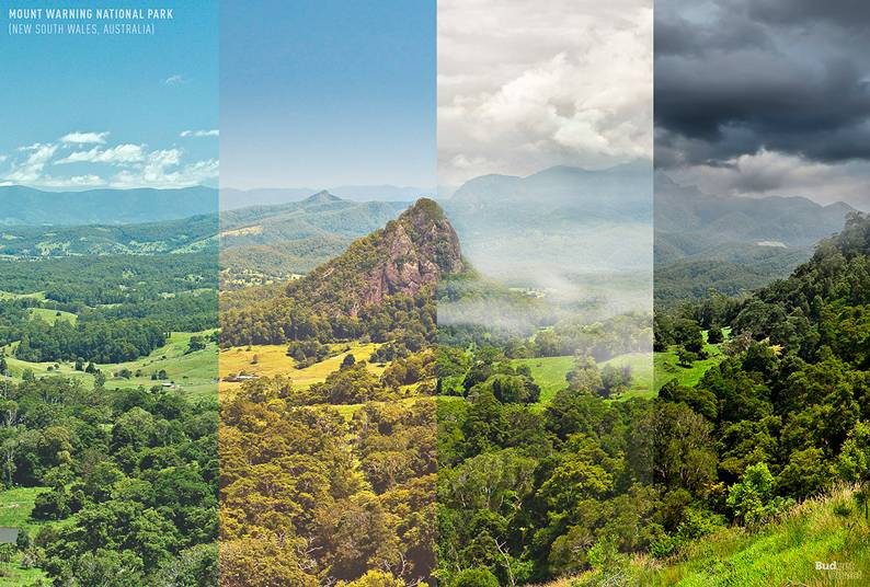 Mount Warning National Park (New South Wales, Australia)
