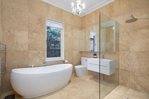 Should You Tile Floor To Ceiling In A Small Bathroom | www ...