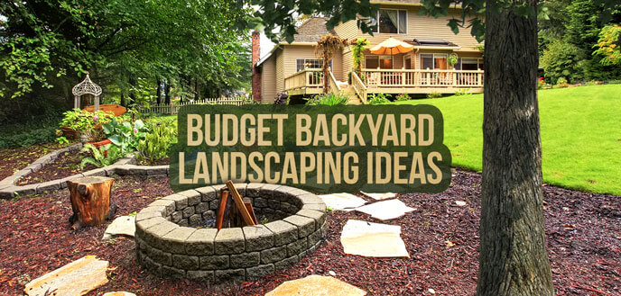 how to create affordable front yard garden and landscaping