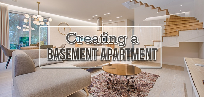 Converting A Basement Into An Apartment Budget Dumpster | Cost To Add Stairs To Basement | House | Flooring | Stair Treads | Stair Case | Unfinished Basement
