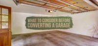 Converting a Garage Into a Room: What to Know | Budget ...