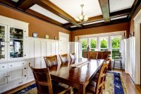 How to Build a Coffered Ceiling With Ease | Budget Dumpster