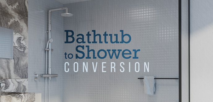 DIY Bathtub To Shower Conversion Budget Dumpster