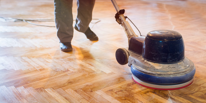Sanding Polyurethane Between Coats Floor