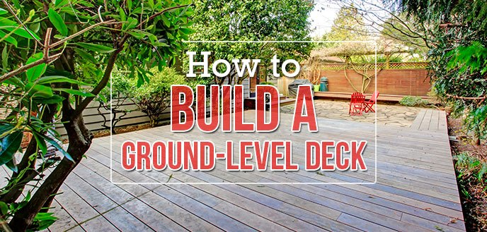 how to build a deck in 8 steps budget