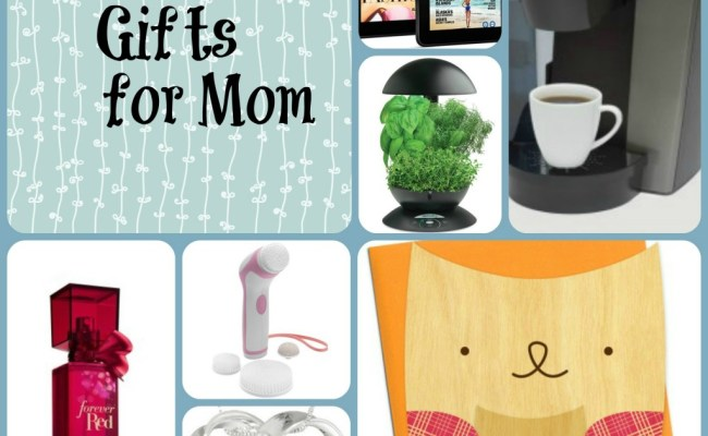 Ten Best Gifts For Mom