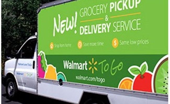 Walmart Groceries 10 Off 50 Free Pickup No Service