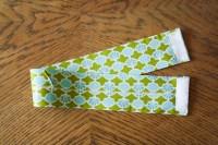 DIY Fabric Curtain Ties - This Fairy Tale Life