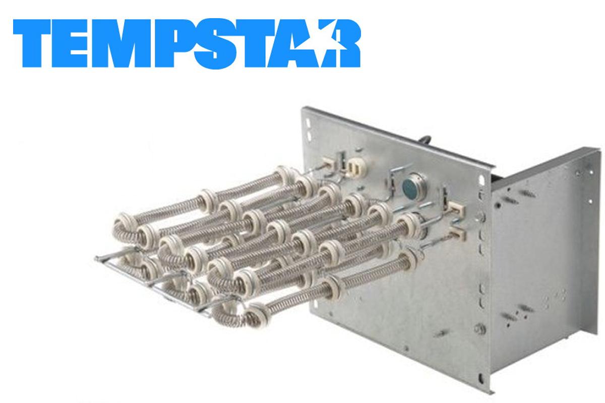 Trane Electric Heat Kit Wiring