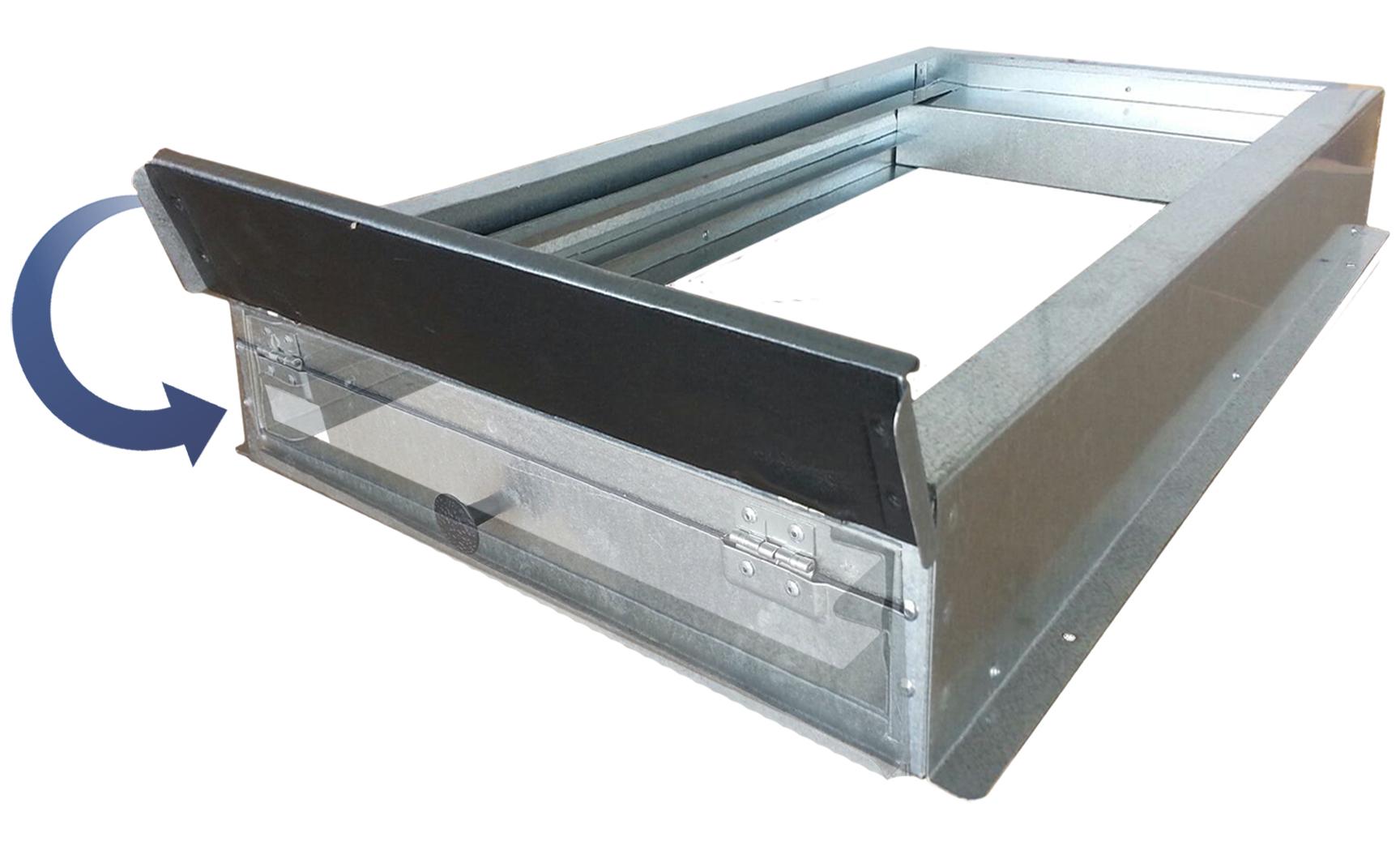 amana goodman furnace external 1 or 2 filter rack blg2