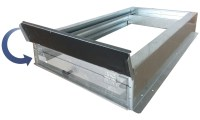 Amana, Goodman 90%+ Furnace External Filter Base Rack BLG2