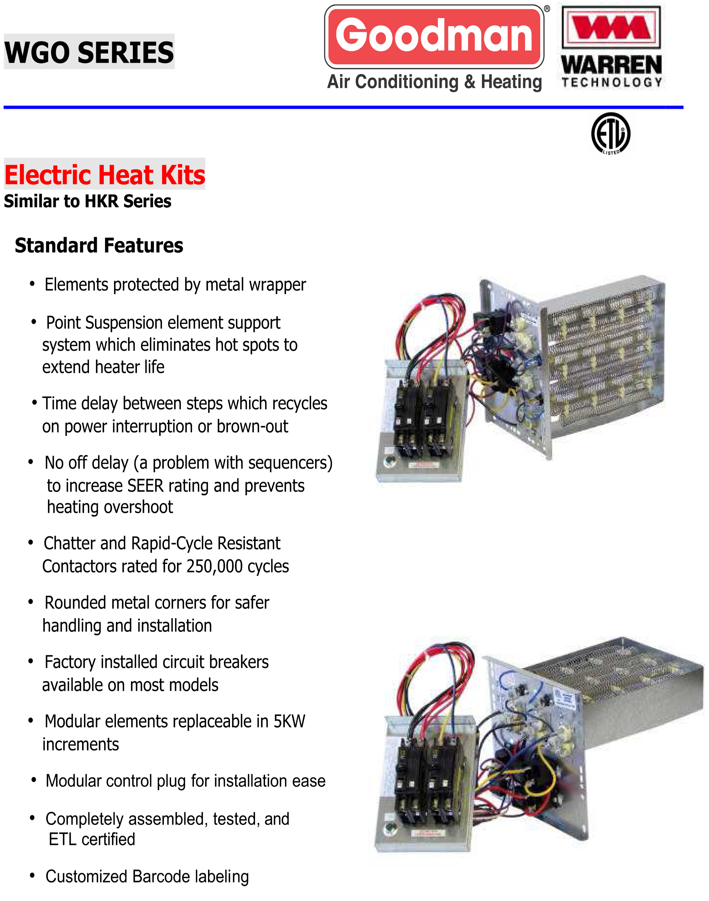 bard heat pump wiring diagram cement process flow 5 kw strip for goodman units gph gpc ar aer adp