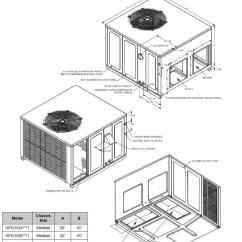 Goodman 4 Ton Heat Pump Wiring Diagram Golf Cart Zamboni 3 Package Unit Thermostat Wiring. Diagram. Auto