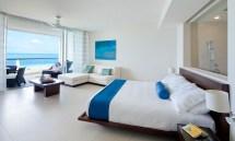 Luxury Hotel Rooms Beach View