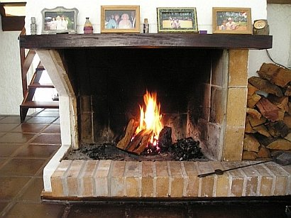 fireplace To Save On Heating