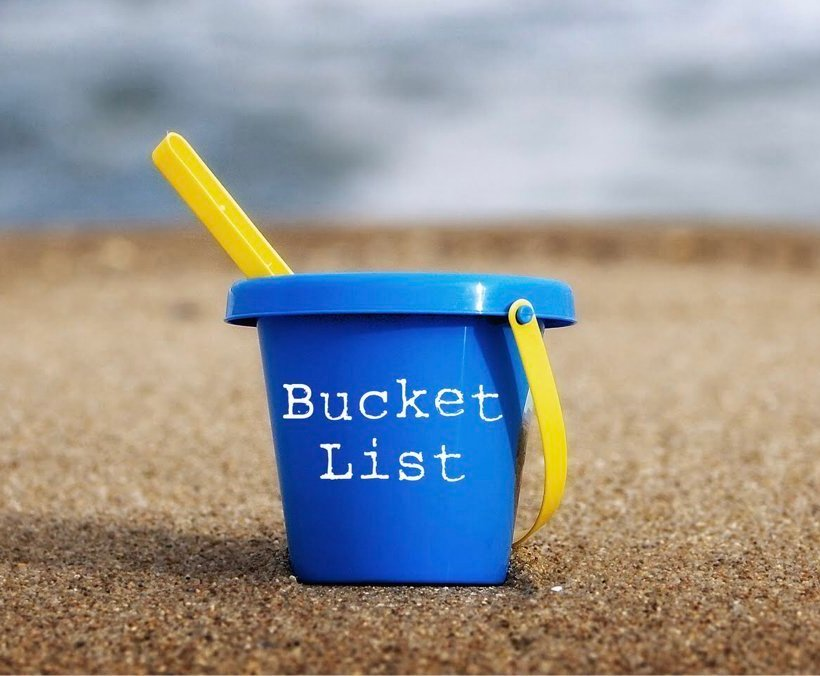 Tick the Bucket List!