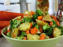 aardappel broccoli salade