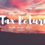 How to best spend your Tax Return