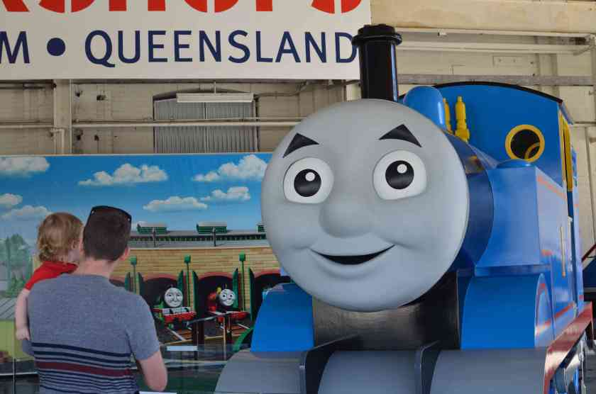 Is going to see Thomas the tank engine worth it