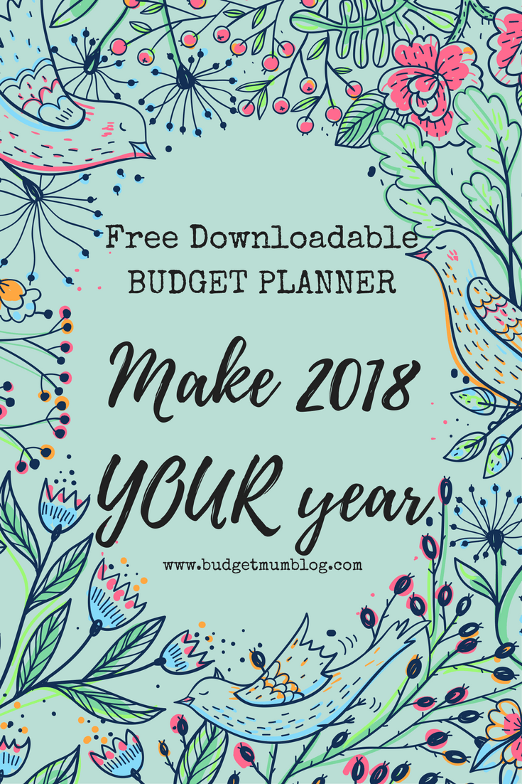 free download budget planner