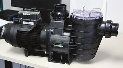 3 stage pump - filtration accessories