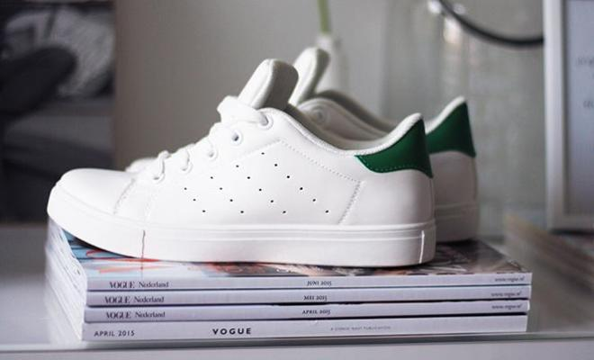 adidas stan smith look a like