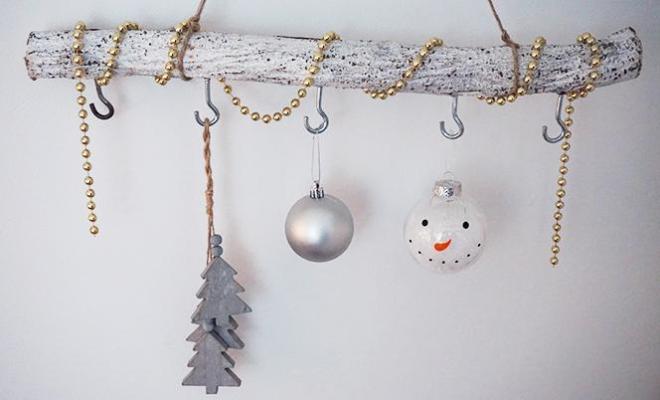 kerstfeer in huis