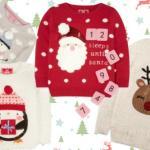Goedkope kinder-kersttruien van Primark