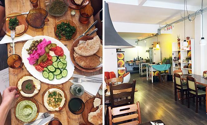 Hotspot Den Haag: restaurant Love & Peas