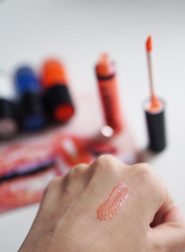 etos holografische lipgloss koningsdag