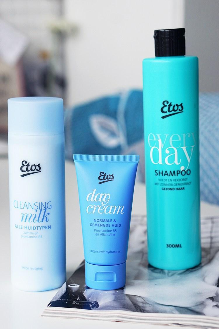 Cleansing Milk Dagcrème En Shampoo Etos Eigen Merk Verrast