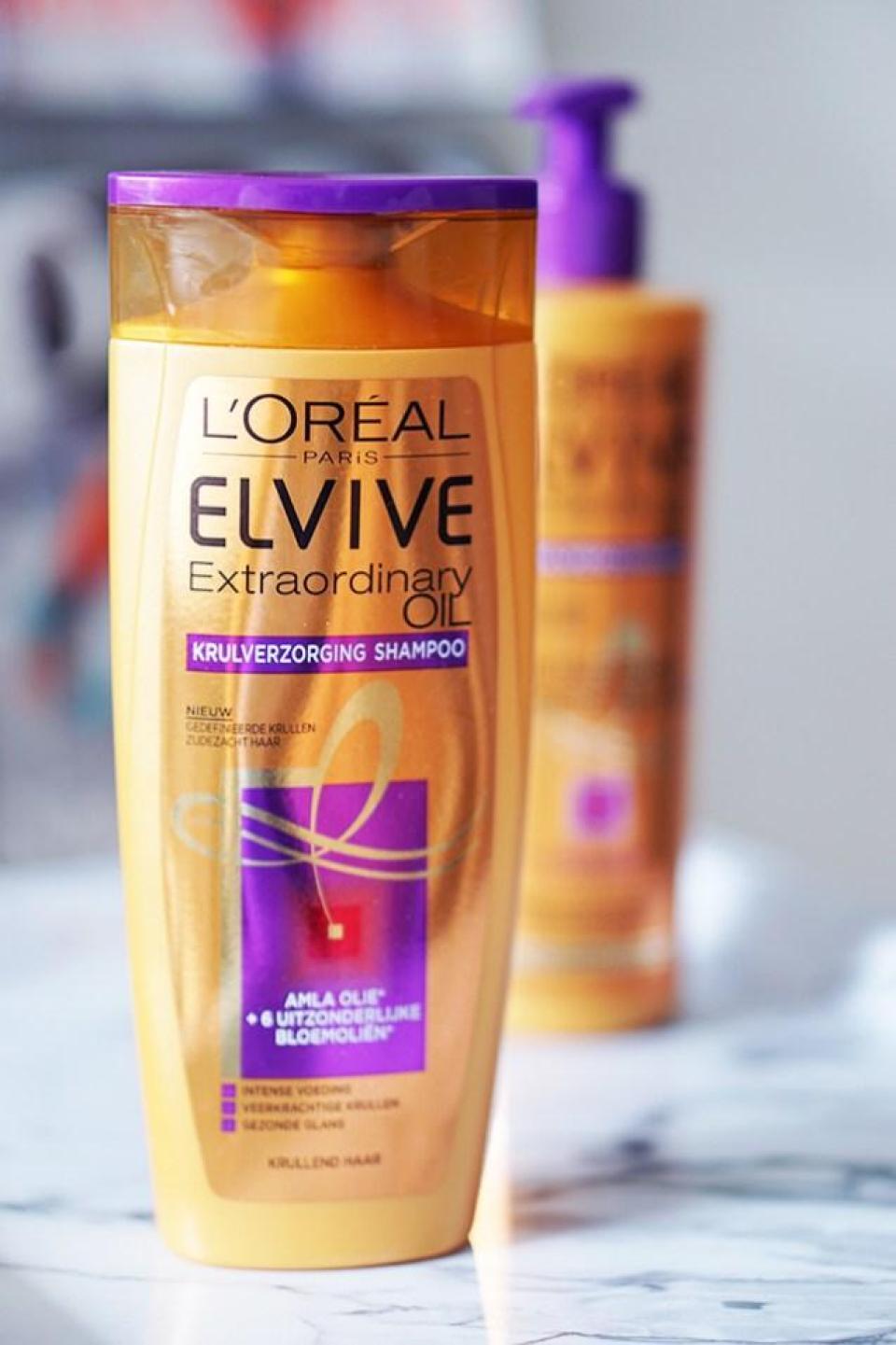 Elvive shampoo