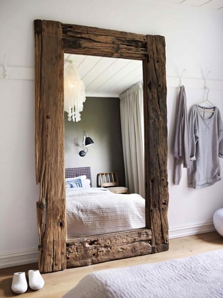 sfeer interieur klein budget - spiegel
