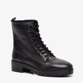 dr martens look a like Scapino 5