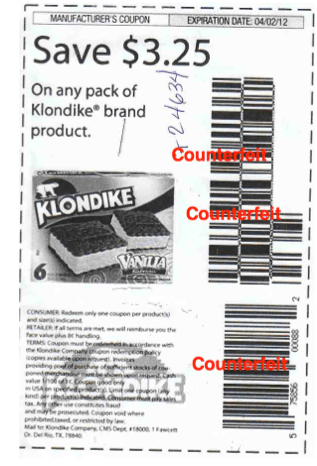 klondike bar coupons